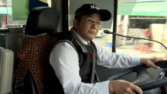 公車運將歡迎詞好溜 自我介紹乘客哈哈笑