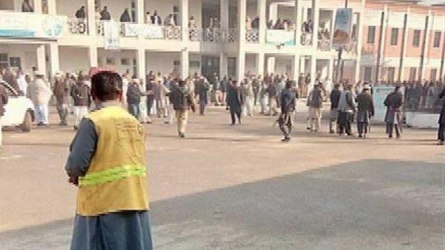 巴基斯坦大學遭多名槍手攻擊 逾21死50傷