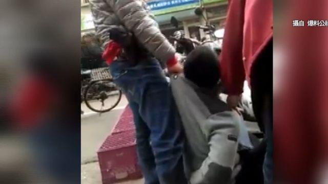 直擊警逮詐騙車手! 民眾錄影PO網:警好帥!