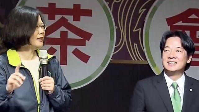 李全教判「當選無效」 蔡英文:還賴神公道
