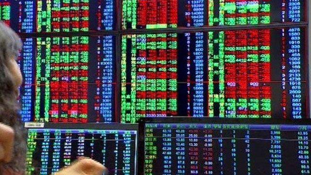 歐美股激勵 台股早盤上漲逾百點