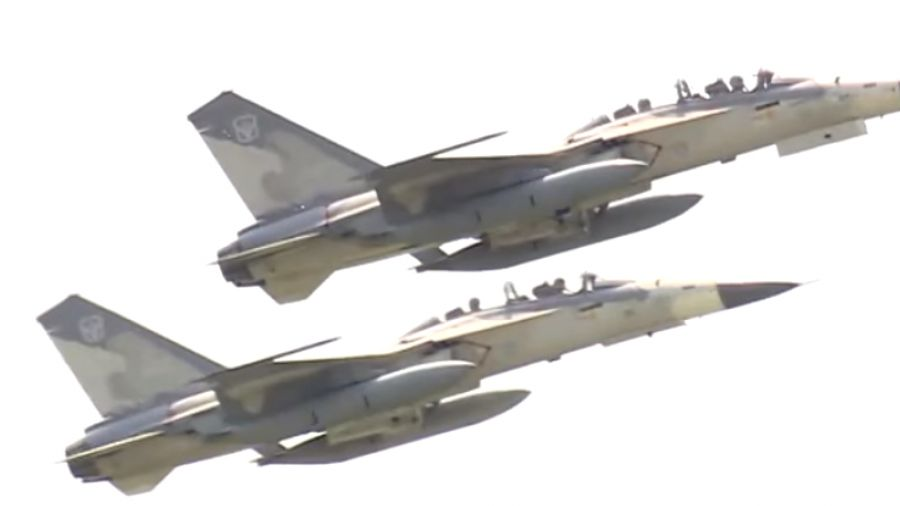 我F-16飛官美受訓失事 空軍證實已罹難