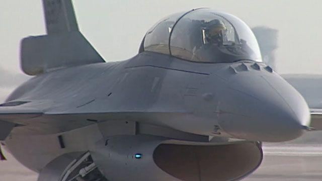 中華民國國軍驕傲 翱翔在鳳凰城上的Top Gun