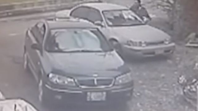 砰砰!警追贓車開槍 副駕17歲少年遭誤擊命危