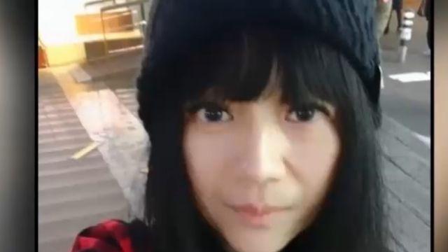 林瑞陽空姐女兒首曝光 曾參加選秀節目