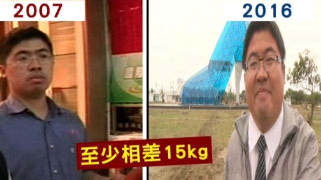 蔡易餘當選 小英總統下令減肥變型男