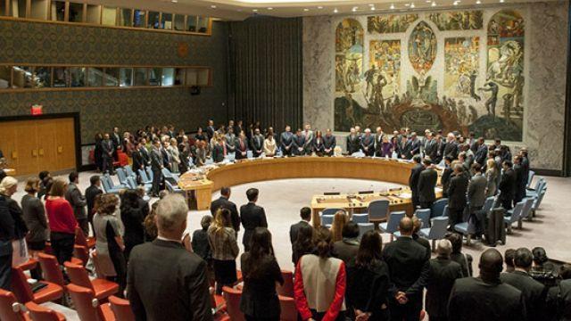 國際社會對抗IS  聯合國協助敘利亞成立新政府