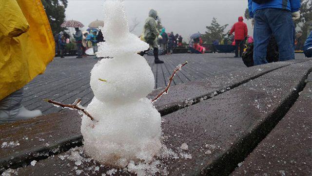 你一定不知道的「冷」知識!雪.霰.霜一次搞懂