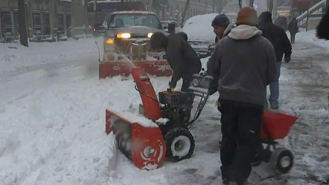 魔鬼級暴風雪奪14命 紐約發布旅行禁令