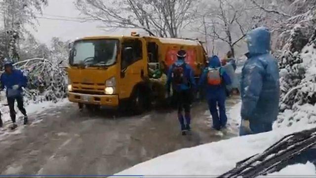 急凍另類體驗!路跑變「極地馬拉松」