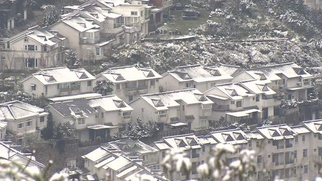 哇...宛如小歐洲!華城雪景有國外的fu