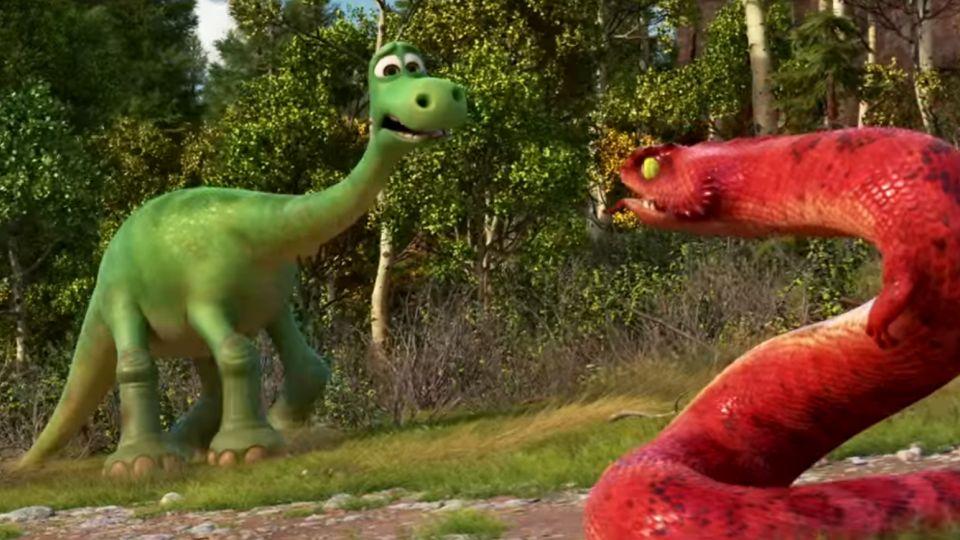 電影《恐龍當家》人和恐龍之間情誼超動人