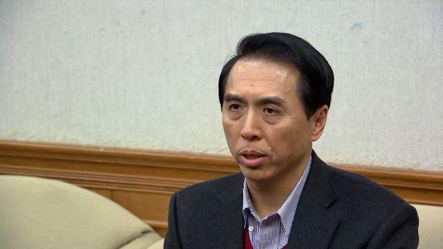 藍營黨主席選舉領表被拒 鍾小平:這什麼世界