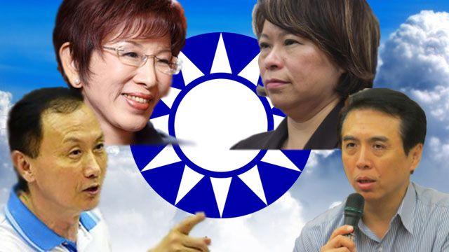國民黨主席選舉震撼彈!黃敏惠加入戰局