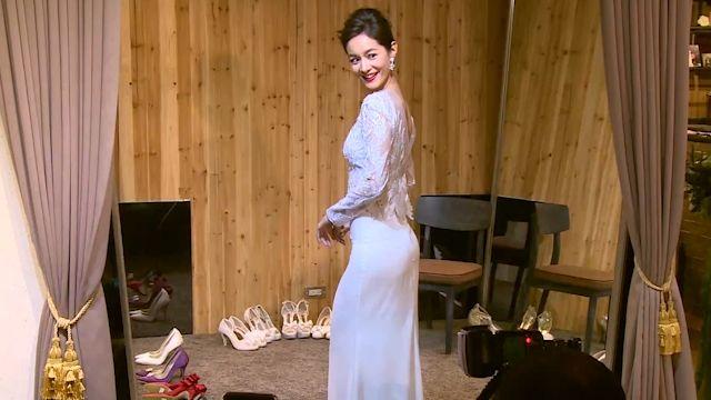 韓系婚紗業攻台! 激瘦「馬甲合一」婚紗吸客