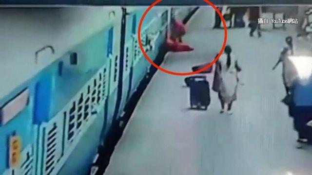 長裙女下火車失足 被捲入軌道死亡