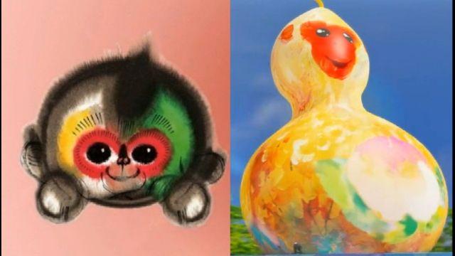 兩岸吉祥猴被狂批 網友:審美觀一樣醜