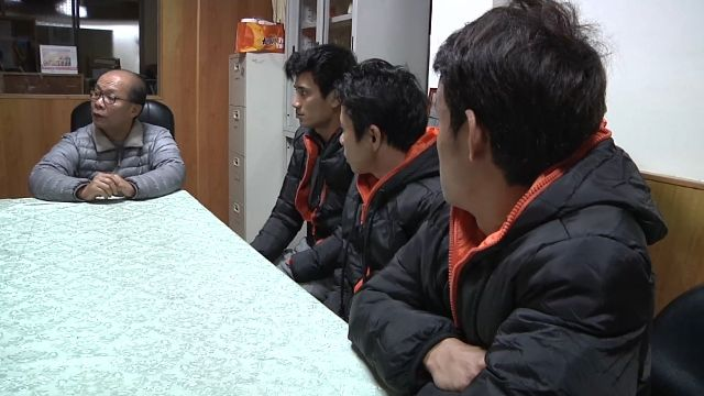 惡仲介囚越南漁工 關2坪空間、洗冷水澡