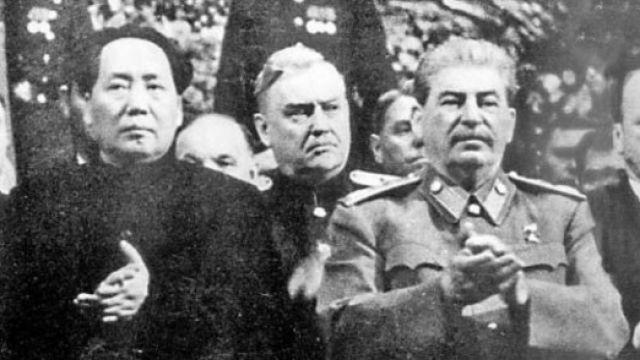 KGB最愛玩糞便?聽說史達林這樣搞毛澤東....