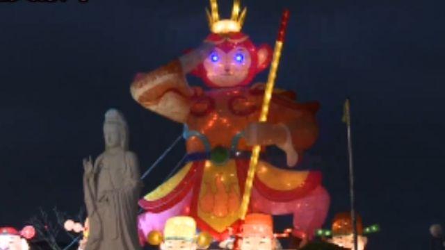 松山慈惠堂花燈展! 點亮台北夜空