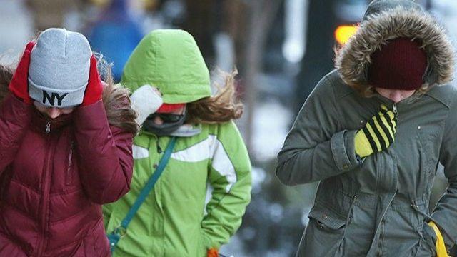 冷啊!小年夜下探11℃ 恐達寒流等級