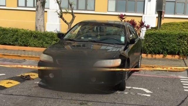 老翁倒車撞輾人 住院病患外出透氣遭撞身亡