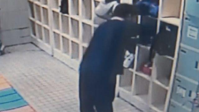 專偷運動中心置物櫃 小偷:沒工作缺錢