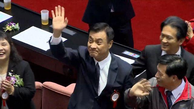 74票沒少票! 蘇嘉全成首位非國民黨籍院長