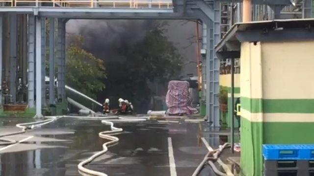興農化工廠爆炸 居民:早發生過!仍沒改善