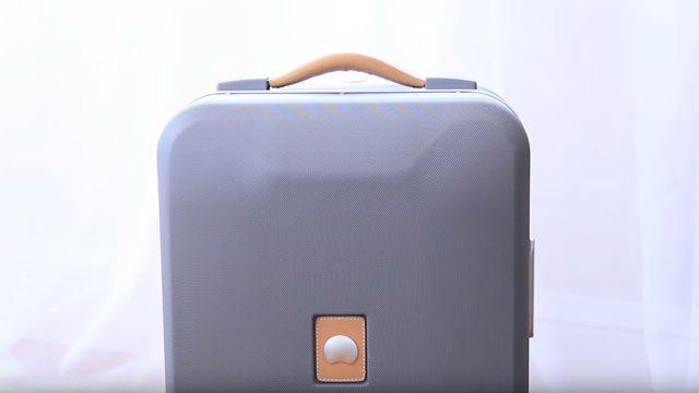還有這招?對付小行李箱的超強收納術