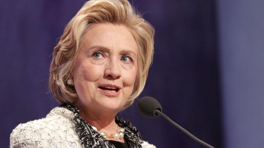 美民主黨總統候選人初選 希拉蕊獲勝