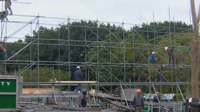 拆除忠孝橋引道 蓋3公尺高台供見證