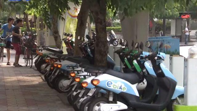 騎電動車需須安全帽!七月勸導明年開罰