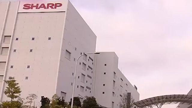 買夏普有譜?NHK:鴻海獲優先競購權