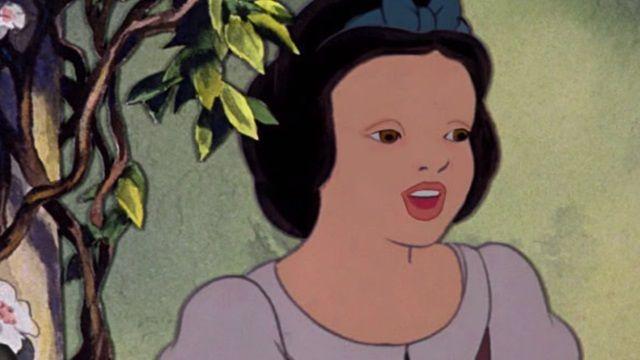 公主一秒變大嬸 迪士尼要角大崩壞