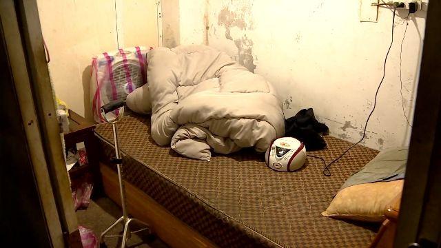 首善之都孤老悲歌 27老人擠窩居「這是唯一的家」