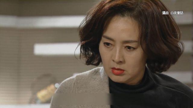 韓劇媽媽類型多 「白夜童話」母 凡事向「錢」看
