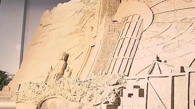 跟著沙雕畫旅行! 瞬間移動 體驗各國風情