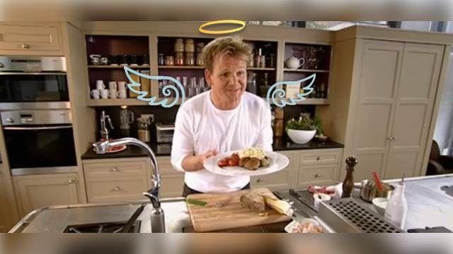 改變形象?地獄大廚親切教做星級早餐