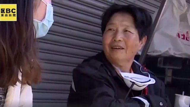最高齡搜救員 70歲阿嬤:想救所有人