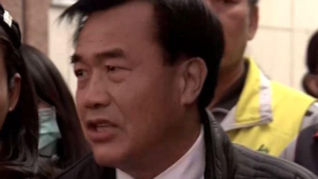 赴台南現場 陳菊落淚:我們不能放棄