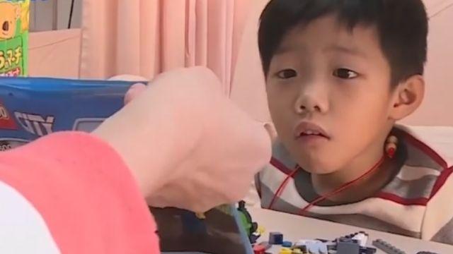 地震脫困小兄弟嚇壞  醫院施行「戲療法」