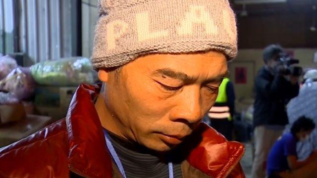 最悲傷的年初二 李爸爸冷風中苦守女兒消息