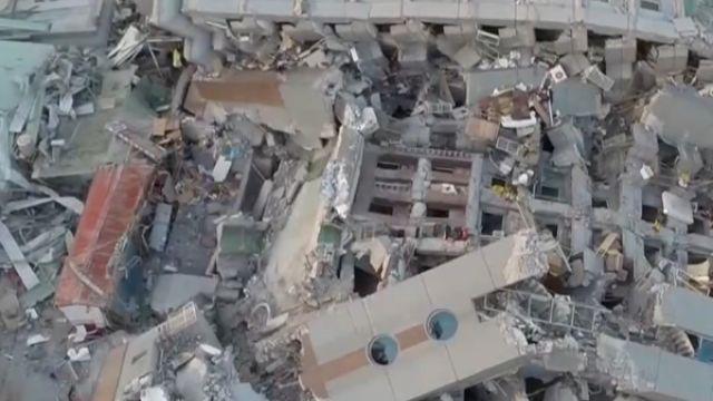 土壤液化嚴重 導致地震破壞力增強