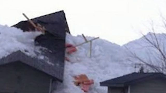 罕見急凍風暴!你沒見過的「冰海嘯」...