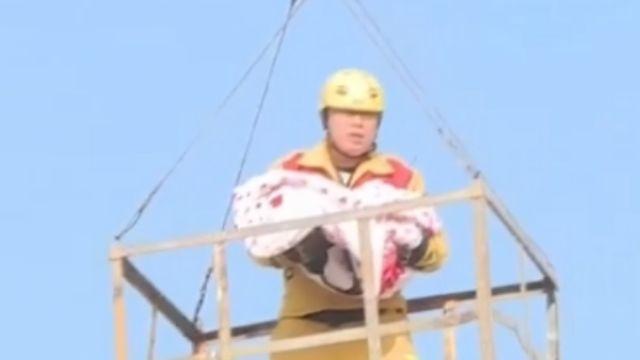 杜雅惠昏迷5天清醒 才知夫、6月大女兒罹難