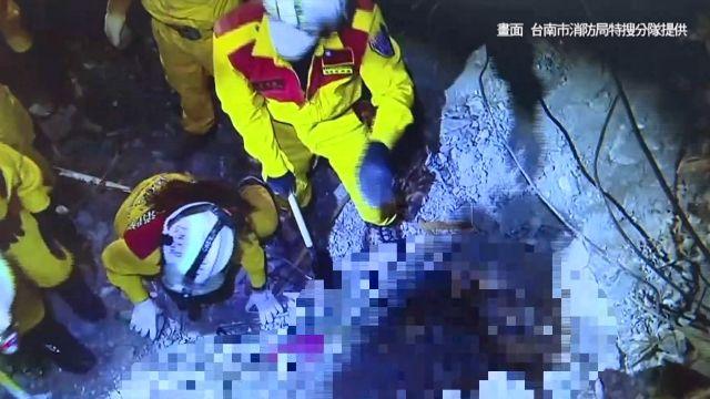 「不讓他再受苦」 女消防隊員挖出朋友遺體