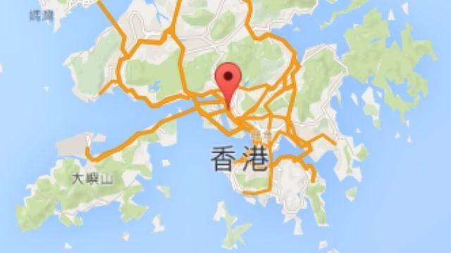 香港「旺角衝突」延燒? 碼頭縱火31輛車毀