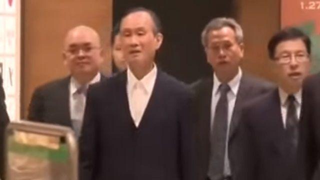 趙藤雄合宜宅弊案獲緩刑 將執行繳交2億