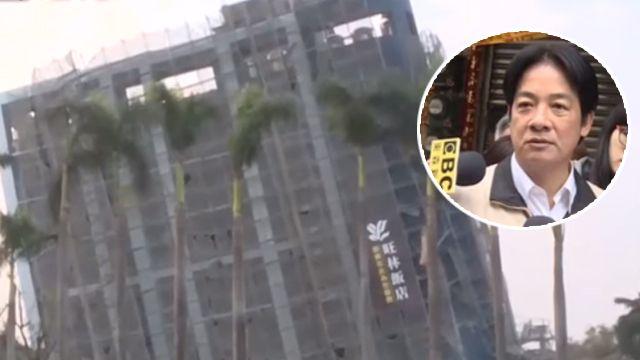 旺林飯店才剛花3億拉皮 未開幕先被震歪